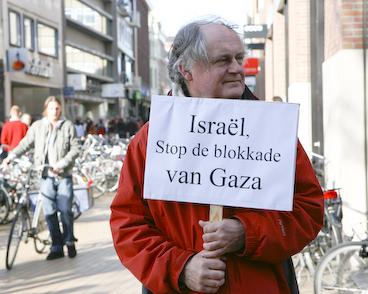 Groningen voor gaza