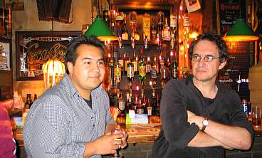 Patrick en Guido