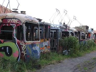 dode trams